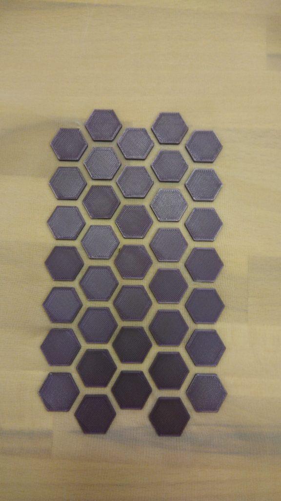 3D tisk na textil