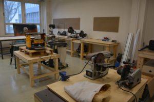 FutLab workshop (špinavá dílna)