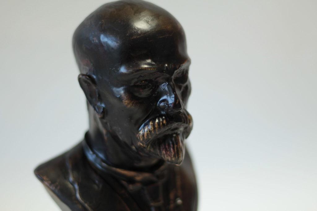 masaryk - casting bronze