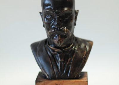 Bronz socha Masaryk