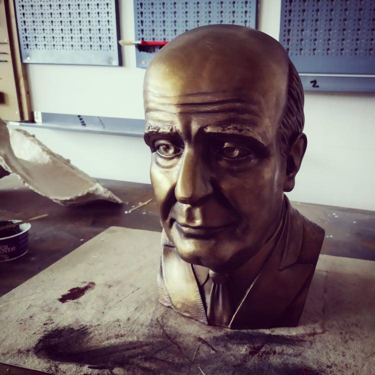 Busta Jan Masaryk